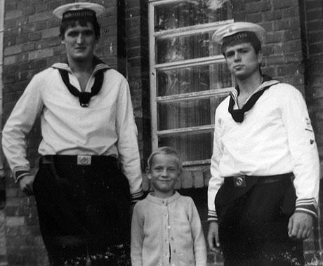 Horatio und die Seeleute