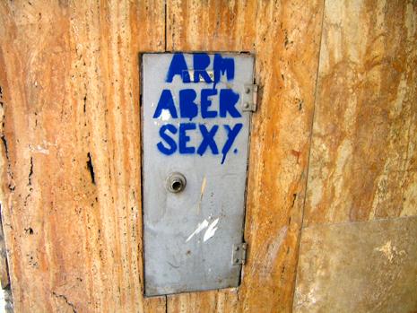 ArmAberSexyMannheim