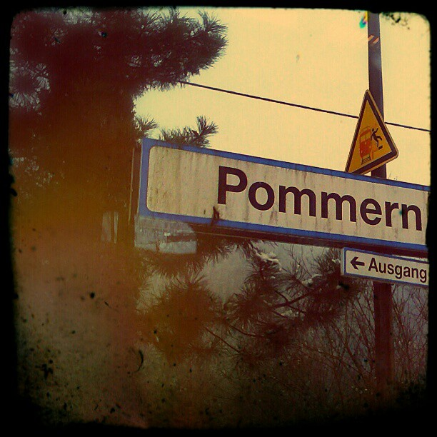 Photo: Pommern.
