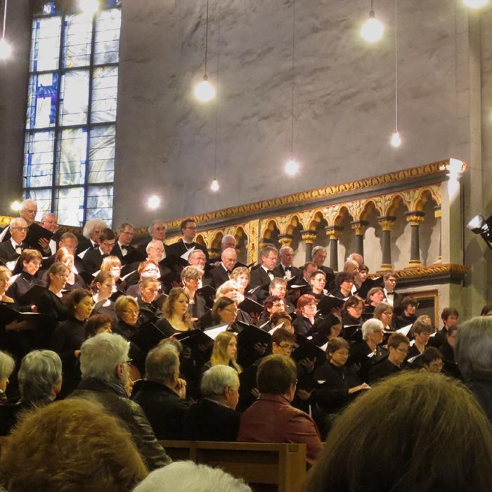 Sende dein Licht - Pfingstkonzert in der Benediktinerabtei St. Matthias, Trier