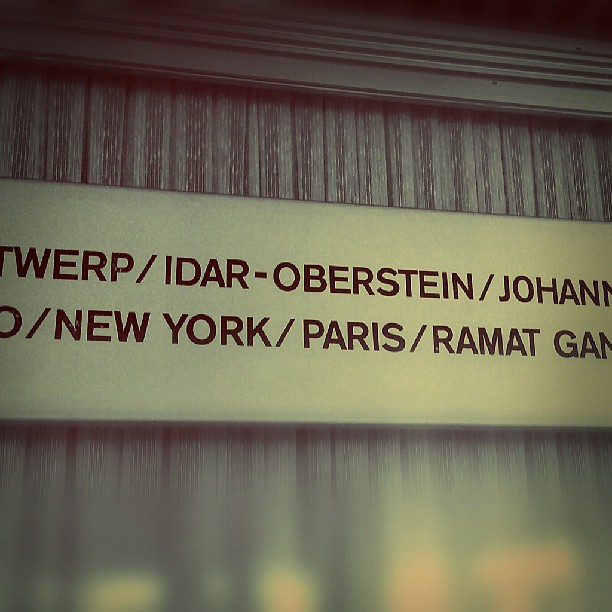 Photo: #Idar-Oberstein #New York #Paris