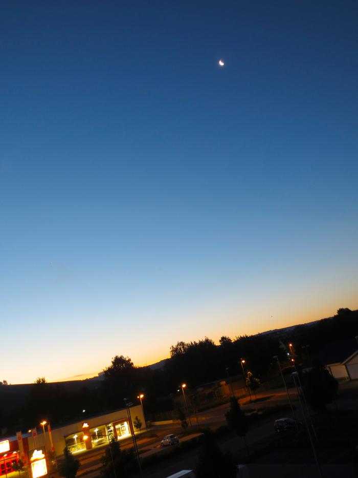 Sonnenaufgangsstimmung Trier