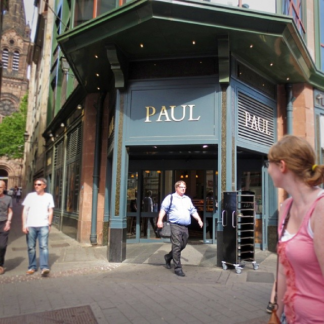 Photo: Luscious #Paul in #Strasbourg. #pastry #bakers #nom #France