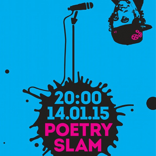 Photo: #Poetry #Slam in #Trier nächsten Mittwoch. https://m.facebook.com/events/851147568241069/