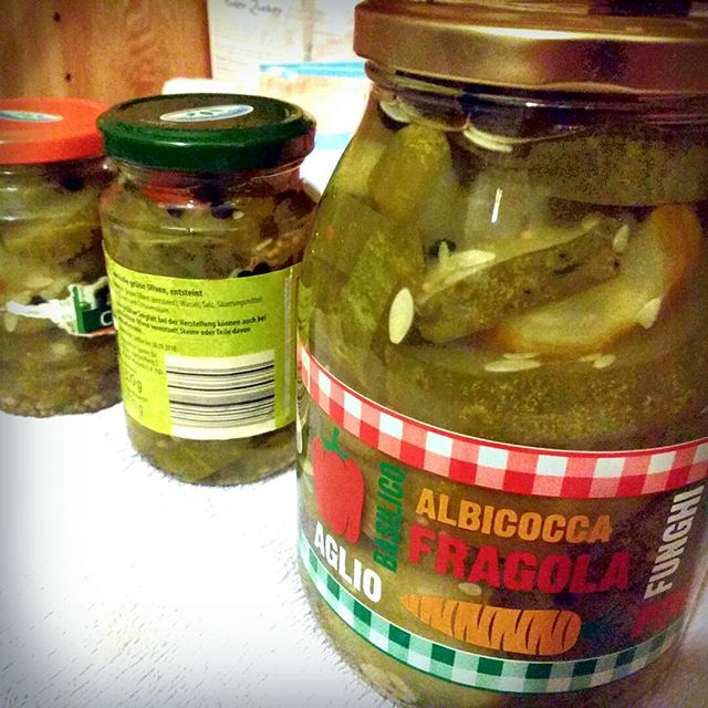 Photo: #pickles, #gherkin. #allotment#green#gardening#homegrown#selfmade#food