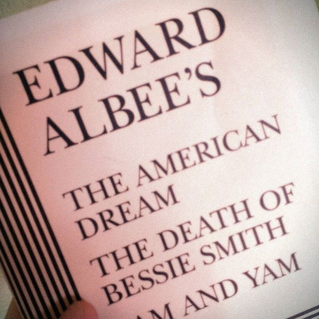 Photo: #rip #edwardalbee.