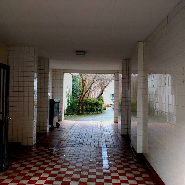 Photo: #Trier #Süd. #tiles #urban #architecture