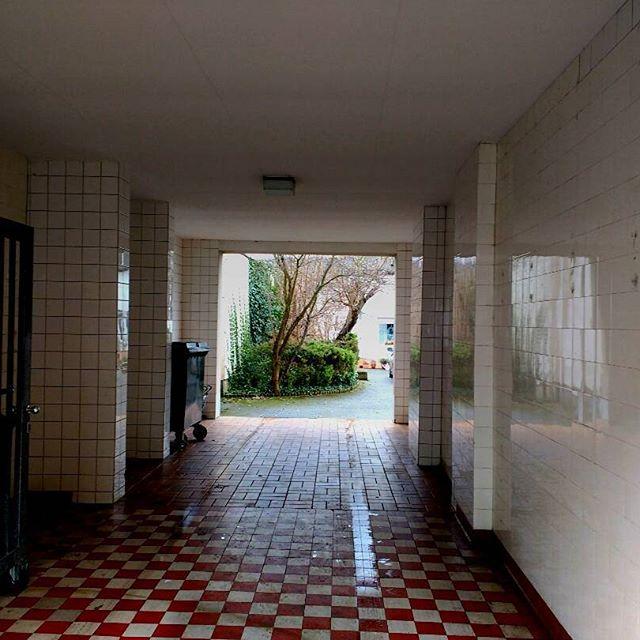 Photo: #Trier #Süd. #tiles #urban #architecture