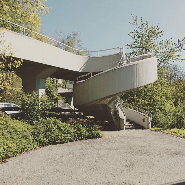 Photo: Übergang in #Remseck. #Architektur