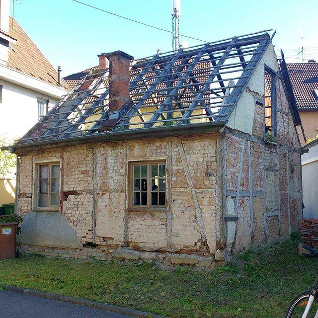 Photo: Kleinhäuschen. #Ludwigsburg #House