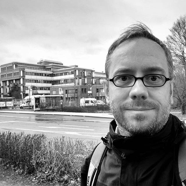 Photo: Ciao, #UniTrier (2009-2018). #Abschied #letztertag #Trier #Ausstand @uni_trier