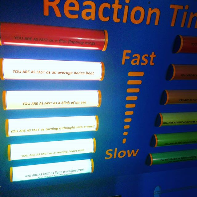 Photo: I'm bloody fast. Yay!!1! #museumofscienceandindustry #Manchester