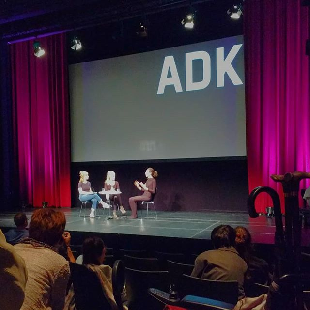 Photo: Matteo Augello talking about his #performance/lecture about the prima donna at #adkludwigsburg #ask #Ludwigsburg #opera #diva #matteoaugello #primadonna