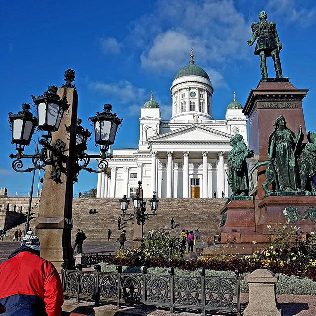 Photo: #Helsinki #Cathedral. #alexanderii